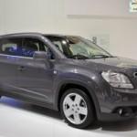 В Великобритании появилась возможность купить Chevrolet Orlando