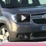Рекламное видео Chevrolet Orlando 2011