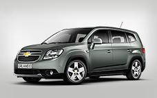 В Беларуси продажи Chevrolet Orlando начнутся весной 2011 года.