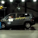 Chevrolet Orlando получил 5 звезд по результатам краш-теста от Euro NCAP!