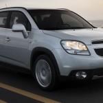Chevrolet Orlando 2012. Теперь в Канаде.