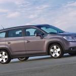 Chevrolet объявляет о начале продаж дизельного Orlando