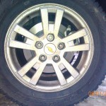 шины на Chevrolet Orlando