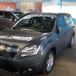Отчет о покупке Chevrolet Orlando в Белоруссии.
