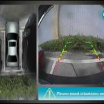 Система кругового (панорамного) обзора автомобиля