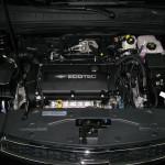 Установка сигнализации на Chevrolet Orlando